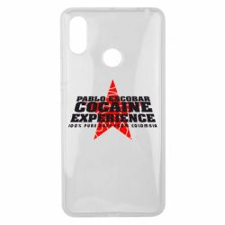 Чехол для Xiaomi Mi Max 3 Pablo Escobar