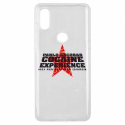 Чехол для Xiaomi Mi Mix 3 Pablo Escobar