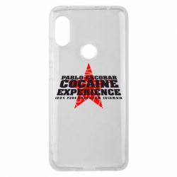 Чехол для Xiaomi Redmi Note 6 Pro Pablo Escobar