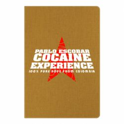 Блокнот А5 Pablo Escobar