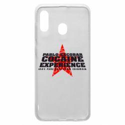Чехол для Samsung A30 Pablo Escobar