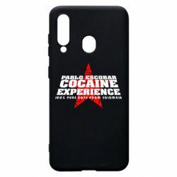 Чехол для Samsung A60 Pablo Escobar