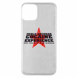 Чехол для iPhone 11 Pablo Escobar