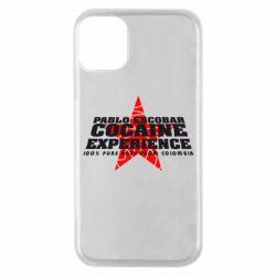 Чехол для iPhone 11 Pro Pablo Escobar