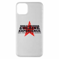 Чехол для iPhone 11 Pro Max Pablo Escobar