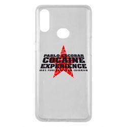 Чехол для Samsung A10s Pablo Escobar