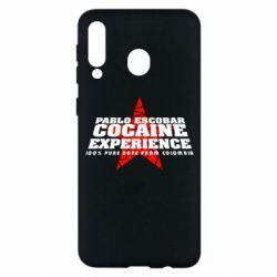 Чехол для Samsung M30 Pablo Escobar