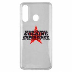 Чехол для Samsung M40 Pablo Escobar
