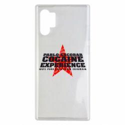 Чехол для Samsung Note 10 Plus Pablo Escobar