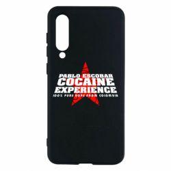 Чехол для Xiaomi Mi9 SE Pablo Escobar