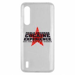 Чехол для Xiaomi Mi9 Lite Pablo Escobar