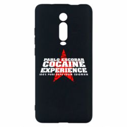 Чехол для Xiaomi Mi9T Pablo Escobar
