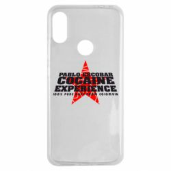 Чехол для Xiaomi Redmi Note 7 Pablo Escobar
