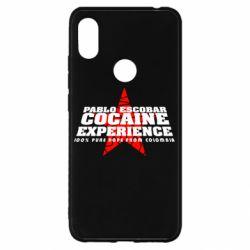 Чехол для Xiaomi Redmi S2 Pablo Escobar