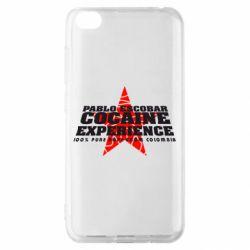 Чехол для Xiaomi Redmi Go Pablo Escobar