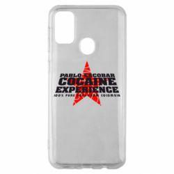 Чехол для Samsung M30s Pablo Escobar