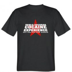 Мужская футболка Pablo Escobar - FatLine
