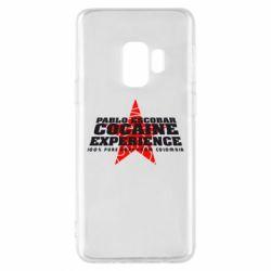 Чехол для Samsung S9 Pablo Escobar