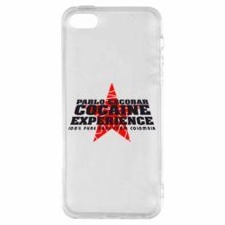 Чехол для iPhone5/5S/SE Pablo Escobar