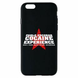 Чехол для iPhone 6/6S Pablo Escobar