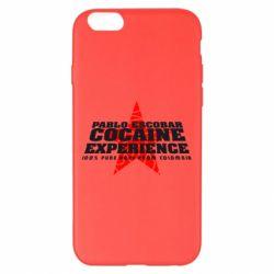 Чехол для iPhone 6 Plus/6S Plus Pablo Escobar