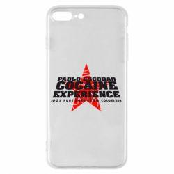 Чехол для iPhone 7 Plus Pablo Escobar