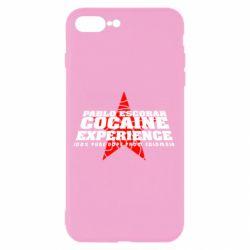 Чехол для iPhone 8 Plus Pablo Escobar
