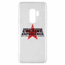 Чехол для Samsung S9+ Pablo Escobar