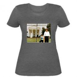 Жіноча футболка Пабло Ескобар
