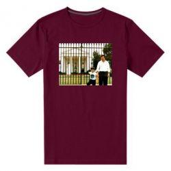 Чоловіча стрейчева футболка Пабло Ескобар