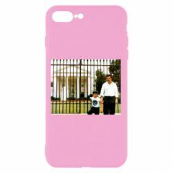 Чохол для iPhone 7 Plus Пабло Ескобар
