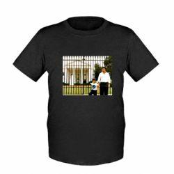 Детская футболка Пабло Эскобар