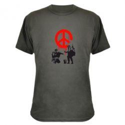 Камуфляжная футболка Pacific - FatLine