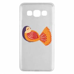 Чохол для Samsung A3 2015 Painted with patterns Bird