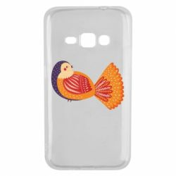 Чохол для Samsung J1 2016 Painted with patterns Bird