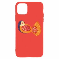 Чохол для iPhone 11 Pro Painted with patterns Bird