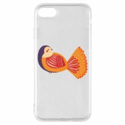 Чохол для iPhone 8 Painted with patterns Bird