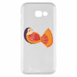 Чохол для Samsung A5 2017 Painted with patterns Bird