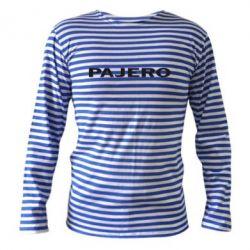 Тельняшка с длинным рукавом PAJERO - FatLine