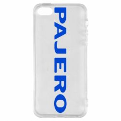 Чехол для iPhone5/5S/SE PAJERO