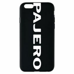 Чехол для iPhone 6/6S PAJERO