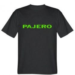 Футболка PAJERO
