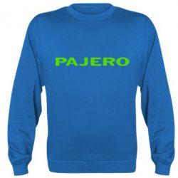 Реглан (свитшот) PAJERO - FatLine