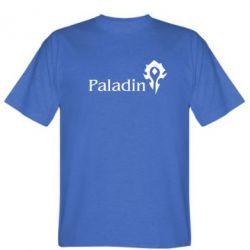 Мужская футболка Paladin - FatLine