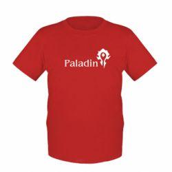 Детская футболка Paladin - FatLine