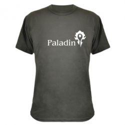Камуфляжная футболка Paladin - FatLine