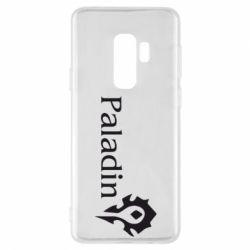 Чехол для Samsung S9+ Paladin