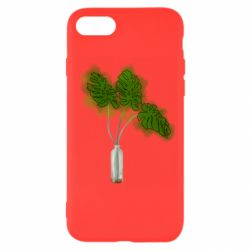 Чохол для iPhone 8 Palm leaves in a bottle
