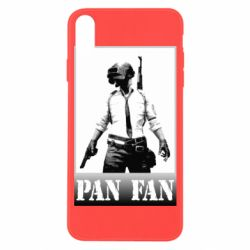 Чехол для iPhone X/Xs Pan Fan