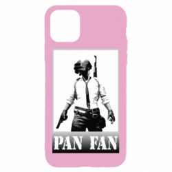 Чехол для iPhone 11 Pan Fan